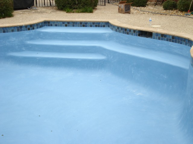 Manantial Pool Plaster Pictures Aqua Blue Color Plaster